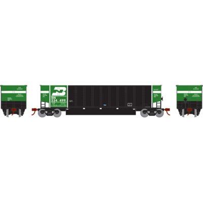 Athearn 25055 N Bethgon Coalporter w/Load, BN/Black #534499