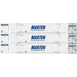 Athearn 26637 HO 53' CIMC Container Maten (3)