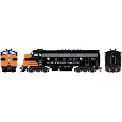 Athearn G19543 HO F3A w/DCC & Sound Southern Pacific/Freight #6152