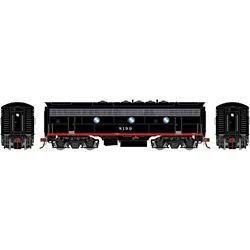 Athearn G19544 HO F7B w/DCC & Sound Southern Pacific/Freight #8199