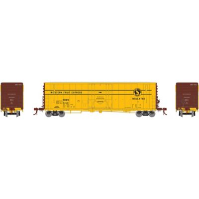 """Athearn G26771 HO 50' PC&F Welded Box w/10'6"""" Door, RBWX #64541"""