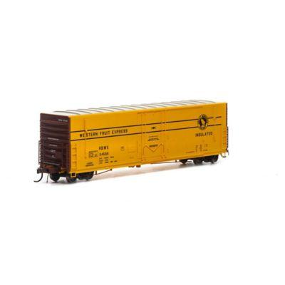"""Athearn G26773 HO 50' PC&F Welded Box w/10'6"""" Door, RBWX #64558"""