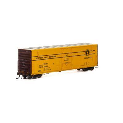 """Athearn G26774 HO 50' PC&F Welded Box w/10'6"""" Door, RBWX #64660"""