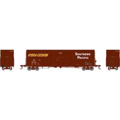 "Athearn G26792 HO 50' PC&F Rivet Box/10'6"" Door,SP/HydraCushion#1"