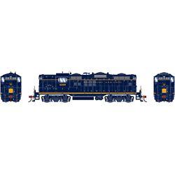 Athearn G30600 HO GP18 Baltimore & Ohio B&O #6599