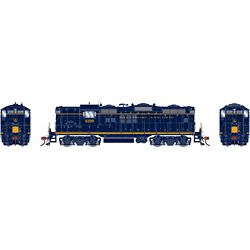 Athearn G30700 HO GP18 w/DCC & Sound Baltimore & Ohio B&O #6599