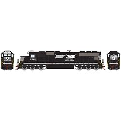 Athearn G70610 HO SD70 w/DCC & Sound, NS/Horse Head #2548 ATHG70610