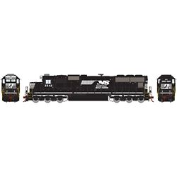 Athearn G70611 HO SD70 w/DCC & Sound, NS/Horse Head #2542 ATHG70611