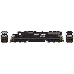 Athearn G70612 HO SD70 w/DCC & Sound, NS/Horse Head #2547 ATHG70612