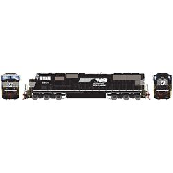 Athearn G70647 HO SD75M w/DCC & Sound, NS #2804 ATHG70647