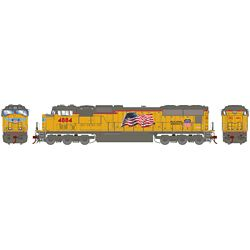 Athearn G70659 HO SD70M w/DCC & Sound Union Pacific UP/Early Flare #4884