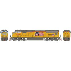 Athearn G70661 HO SD70M w/DCC & Sound Union Pacific UP/Early Flare #4944