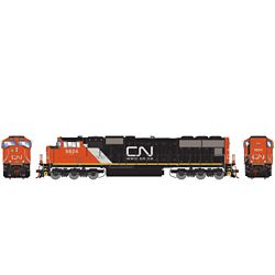 Athearn G70671 HO SD70I w/DCC & Sound Canadian Nation CN #5624