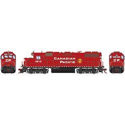 Athearn G71702 HO GP38-2 Canadian Pacific/Beaver Logo #4413