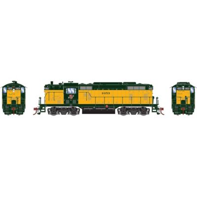 Athearn G78253 HO GP7 w/DCC & Sound, C&NW Repaint #1653