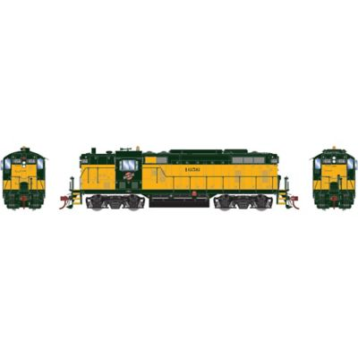 Athearn G78254 HO GP7 w/DCC & Sound, C&NW Repaint #1656