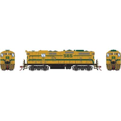 Athearn G78265 HO GP7 w/DCC & Sound, MEC/Gold #565