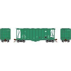 Athearn G87686 HO GATC 2600 Airslide Hopper Penn Central PC #878767