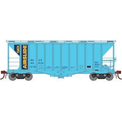 Athearn G87690 HO GATC 2600 Airslide Hopper GATX #46932