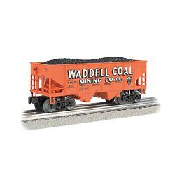 Bachmann 48208 O 55T 2-Bay Hopper Waddell 160-48208