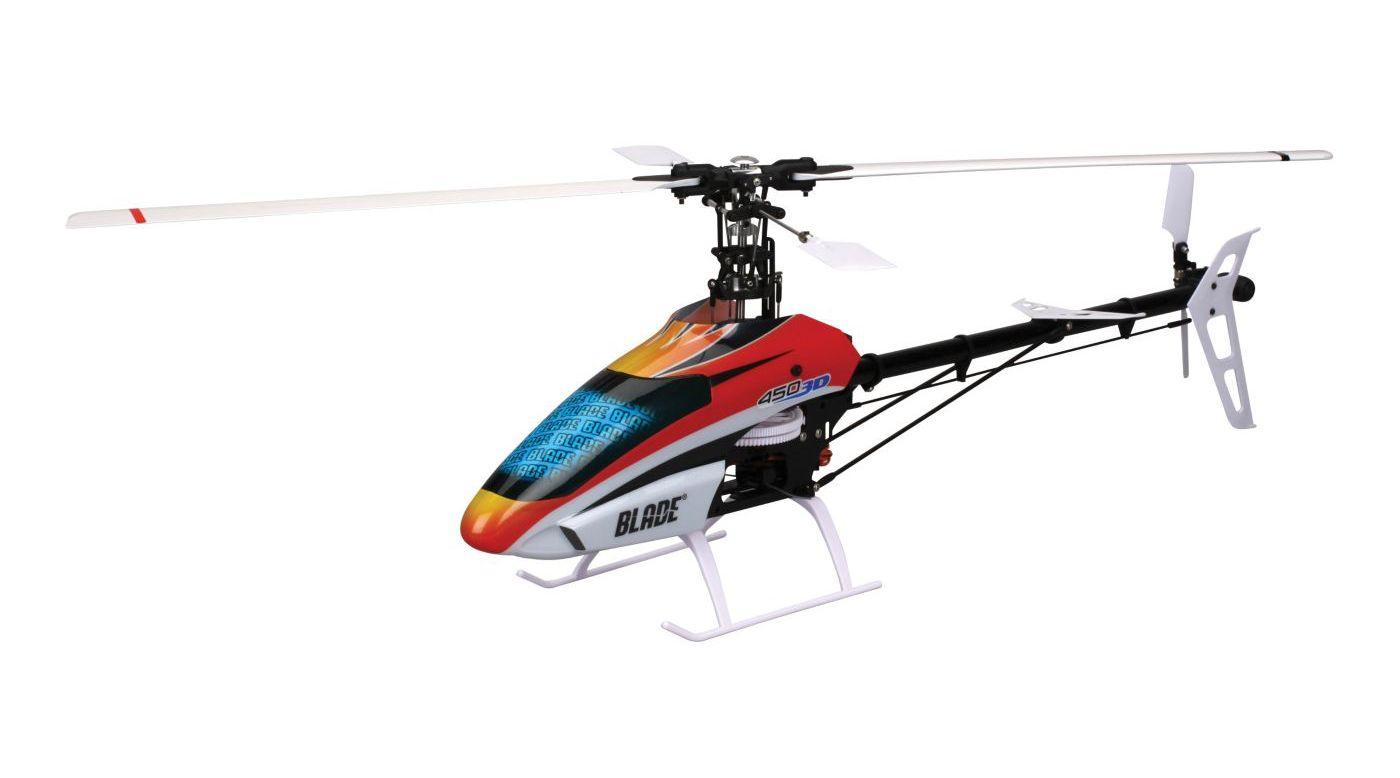 Image for Blade 450 3D RTF from HorizonHobby