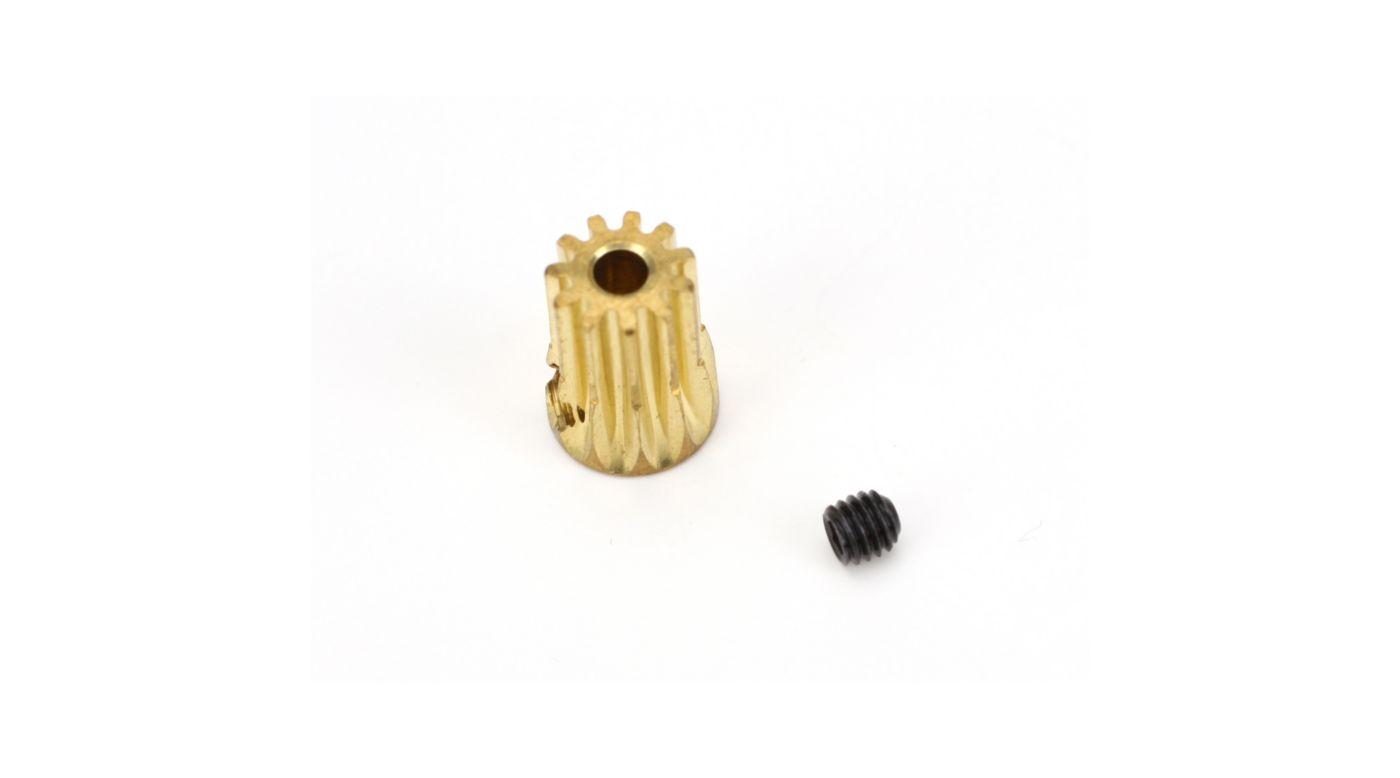 Image for Pinion Gear, 11T 0.5M: B450, B400, 200SRX from HorizonHobby