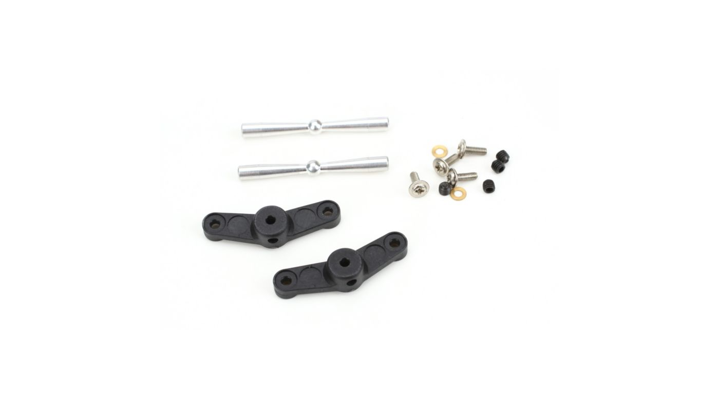 Image for Flybar Paddle Control Frame Set: B450 from HorizonHobby
