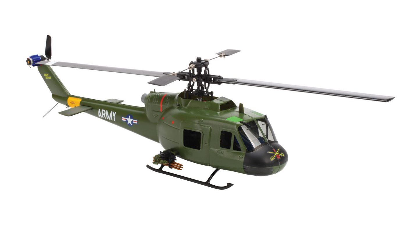 Image for SR UH-1 Huey Gunship RTF from HorizonHobby