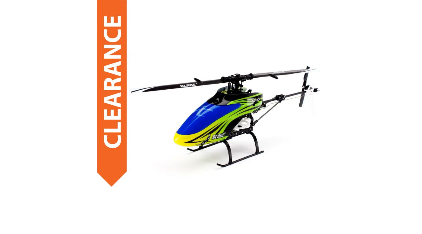 Image for Blade 130 X BNF with AS3X® Technology from HorizonHobby