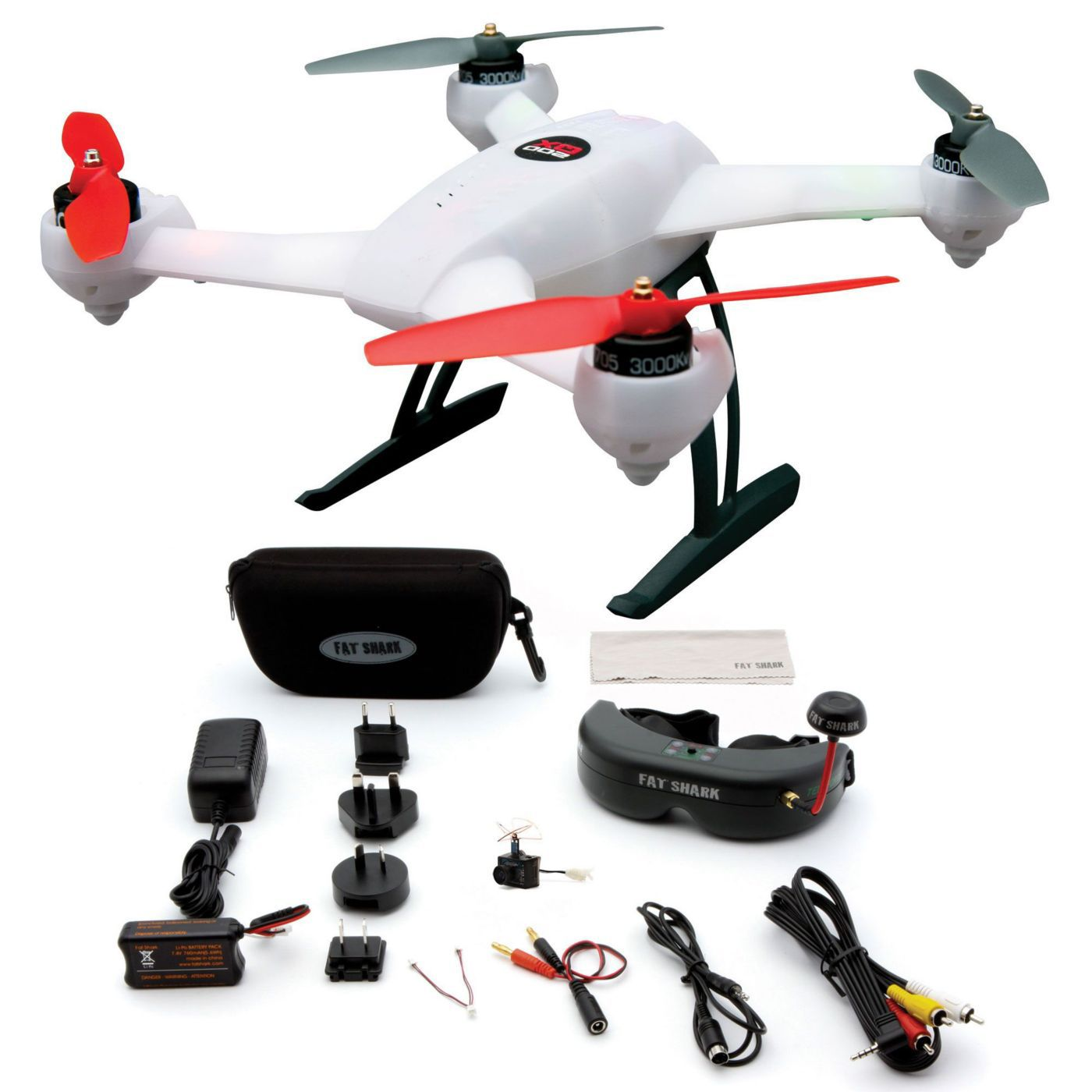 Image for 200 QX with FPV System from HorizonHobby