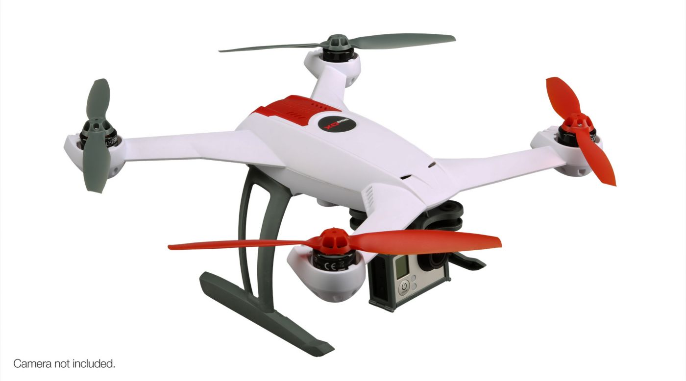 Image for 350 QX BNF with SAFE® Technology from HorizonHobby