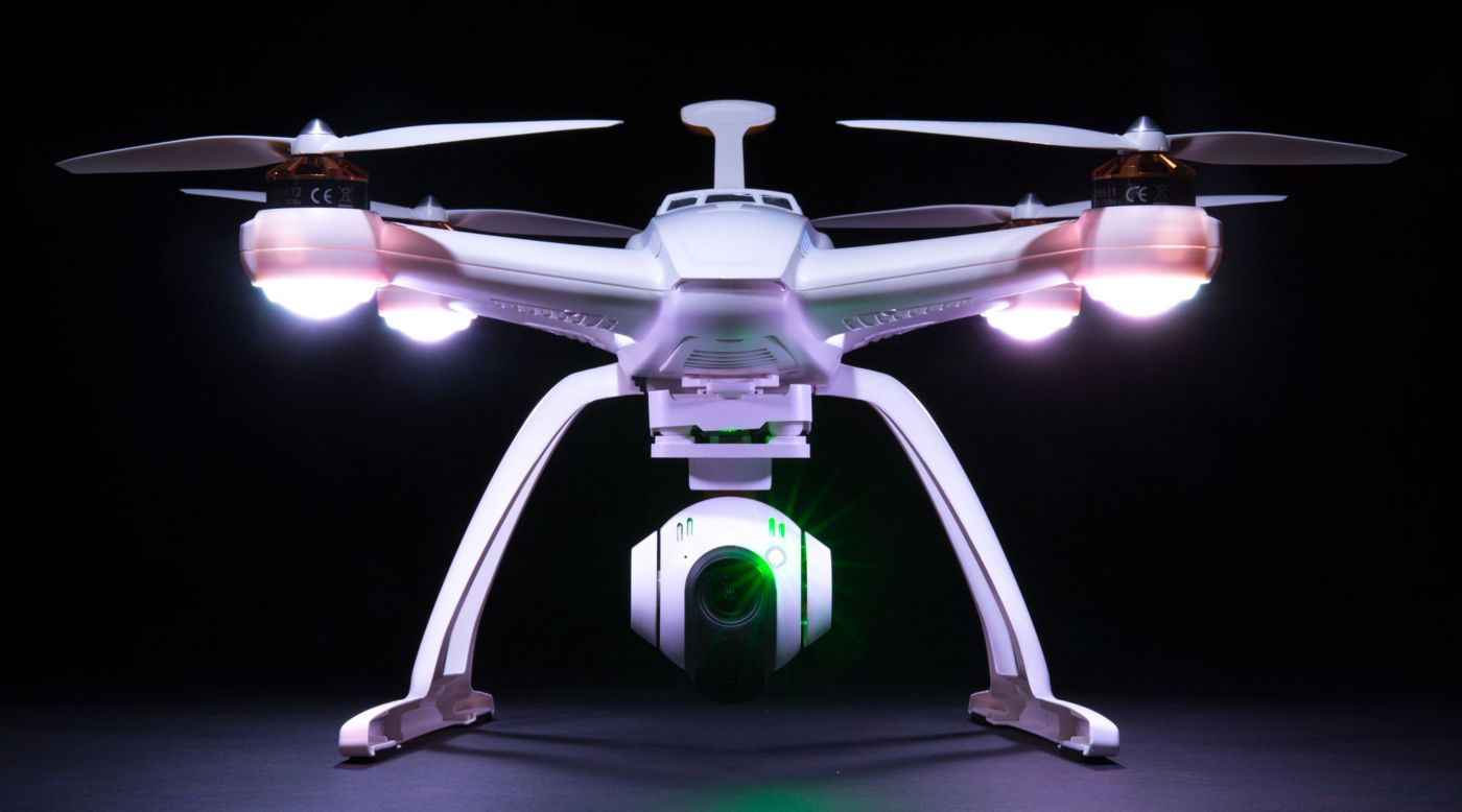 Image for Chroma™ Camera Drone with 4K CGO3 and ST-10+ from HorizonHobby