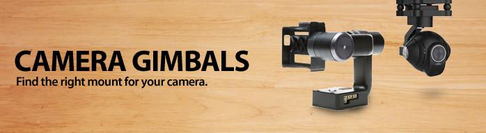 Camera Gimbals