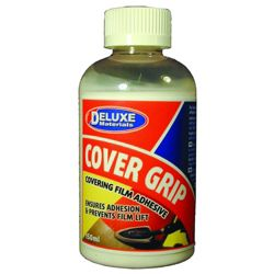 Deluxe Materials AD22 Cover Grip Heat-Sensitive Adhesive 5.1oz 150mL 806-AD22