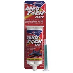 Deluxe Materials AD64 Aero Tech 1.7oz 50ml Cartridge 806-AD64