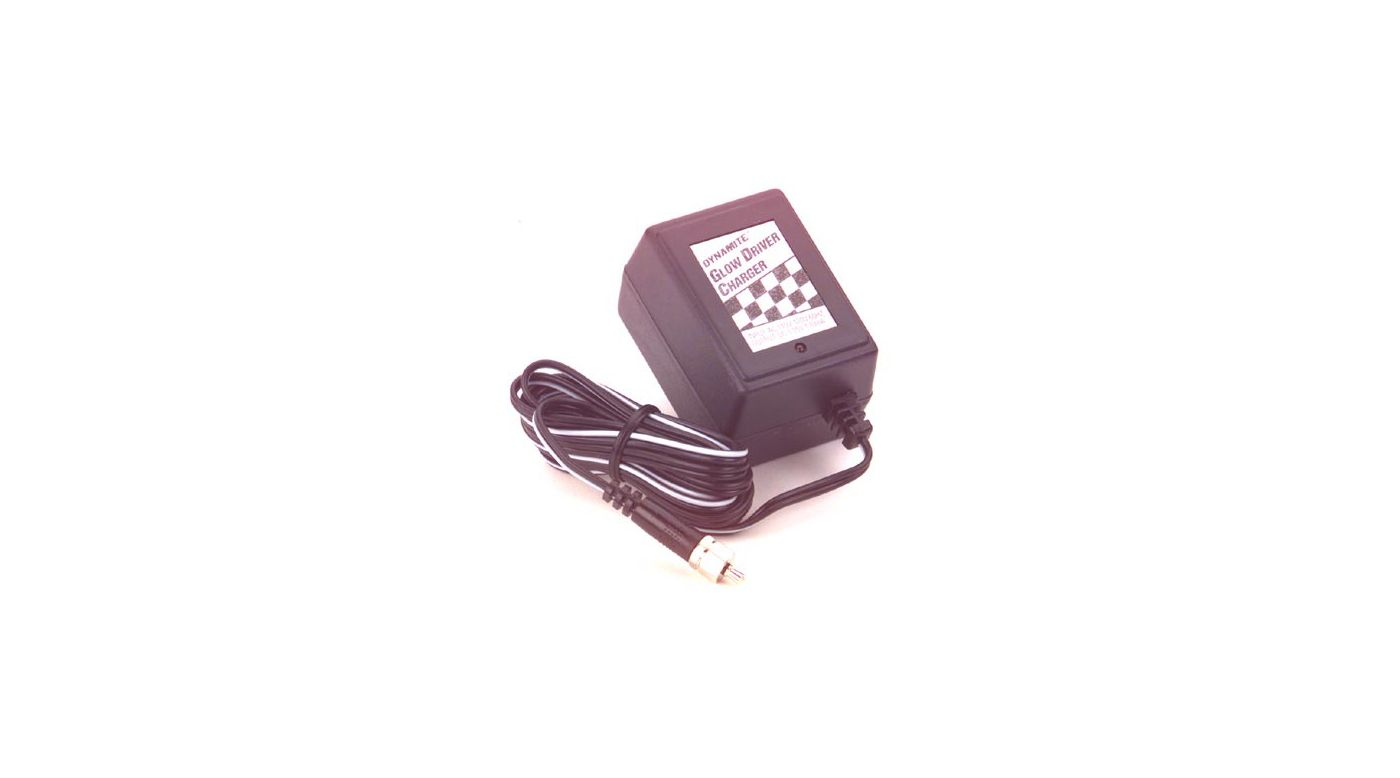 Image for Glow Driver Wall Charger from HorizonHobby