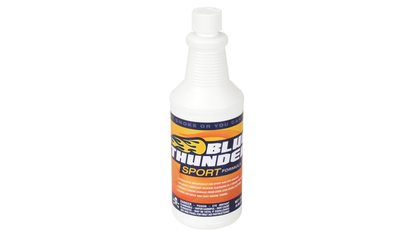 Image for Blue Thunder Sport 20%, Quart from HorizonHobby