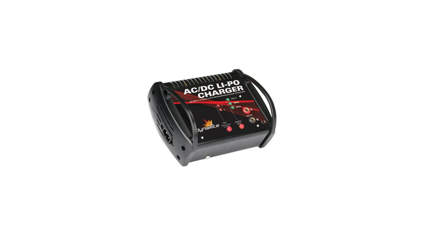 Image for AC/DC LiPo Charger from HorizonHobby