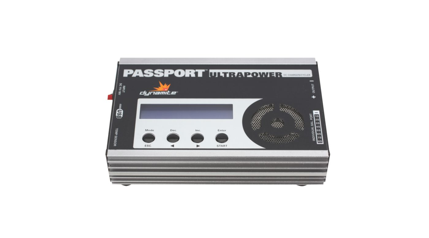 Image for Passport Ultra Power DC Charger from HorizonHobby