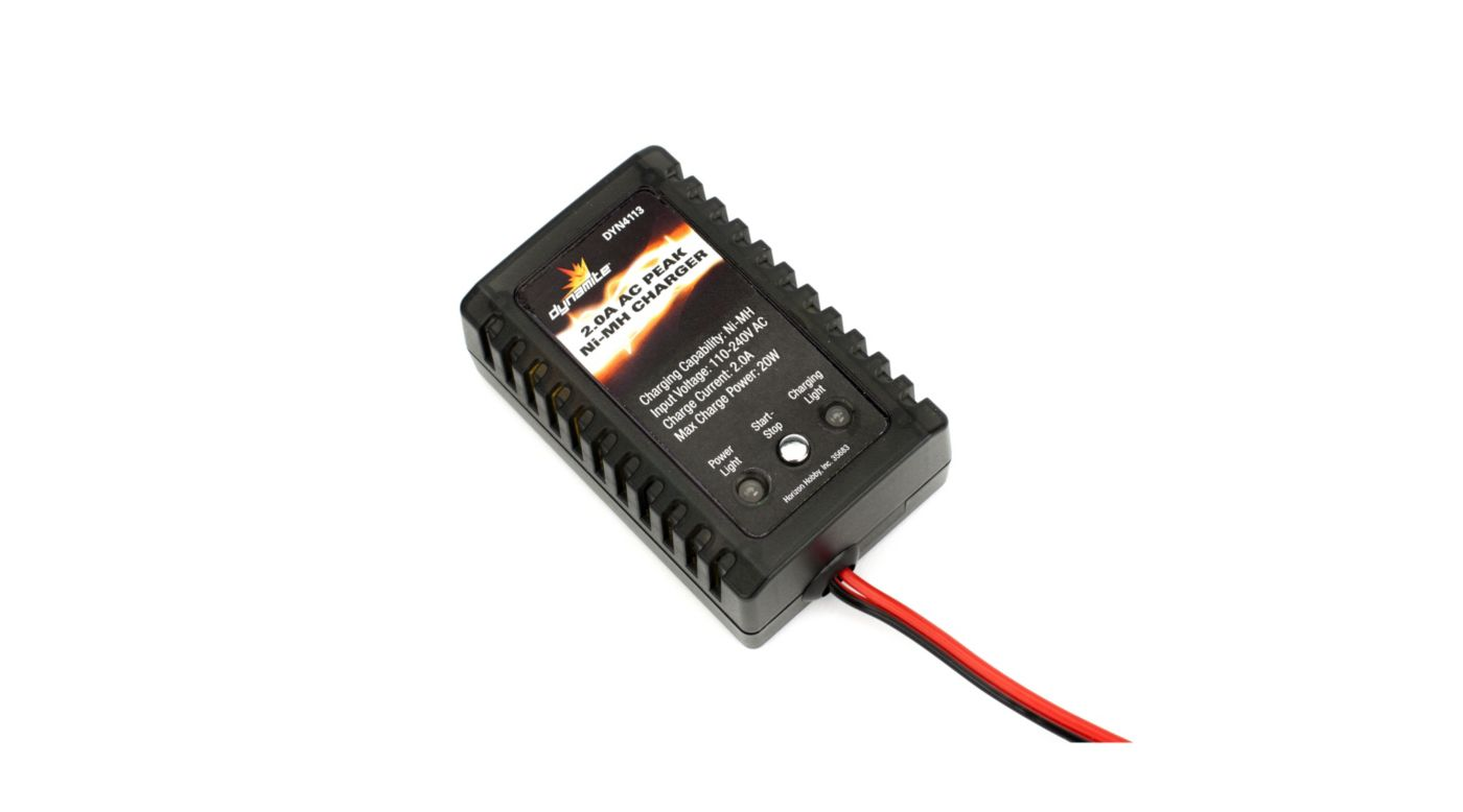 Image for 2A NiMH AC Charger from HorizonHobby