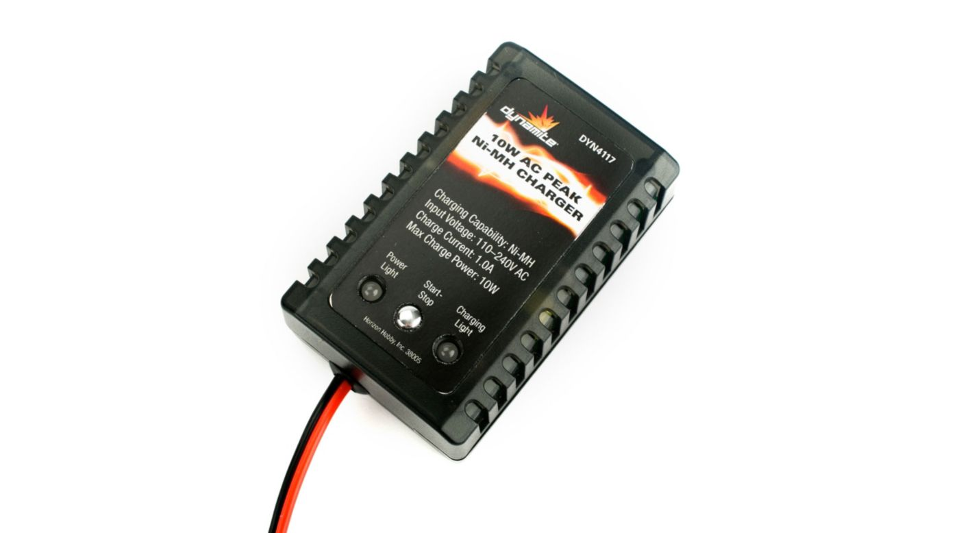 Image for 10W NiMH AC Peak Charger from HorizonHobby