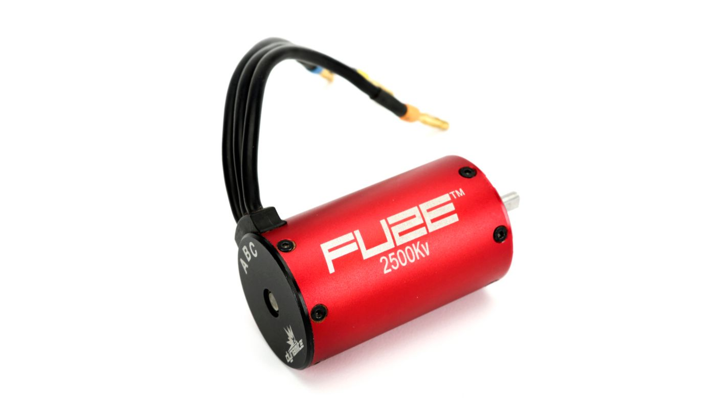Image for FUZE 550 4 Pole Sensorless Brushless Motor, 2500Kv from HorizonHobby