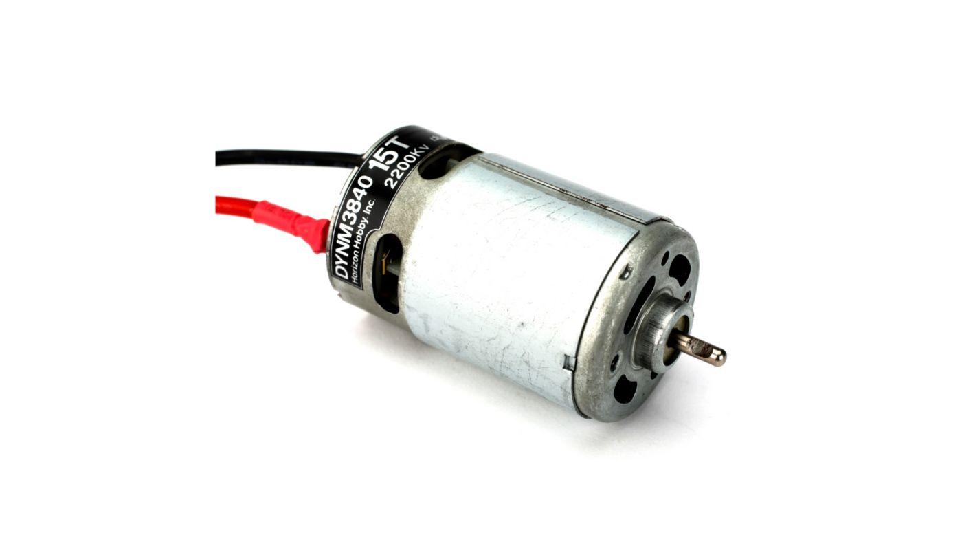 Image for 15-Turn 550, 2200Kv, Brushed Marine Motor from HorizonHobby