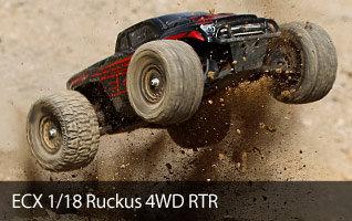 ECX 18 Ruckus