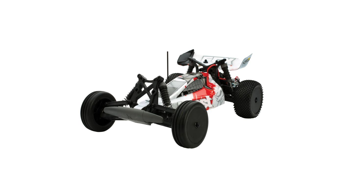 Image for 1/10 Boost 2WD Buggy RTR, White/Red from HorizonHobby