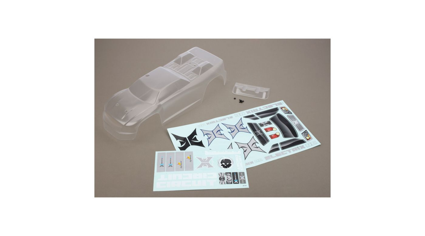 Image for Clear Truck Body: Circuit from HorizonHobby