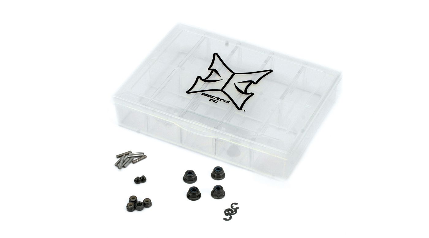 Image for Pit Stop Kit: Includes Miscellaneous Hardware from HorizonHobby