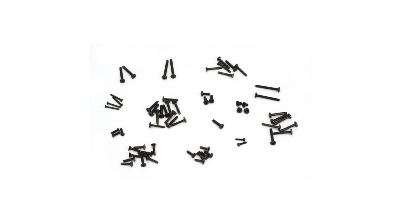 Image for Screw Set (64): All ECX 1/10 2WD from HorizonHobby