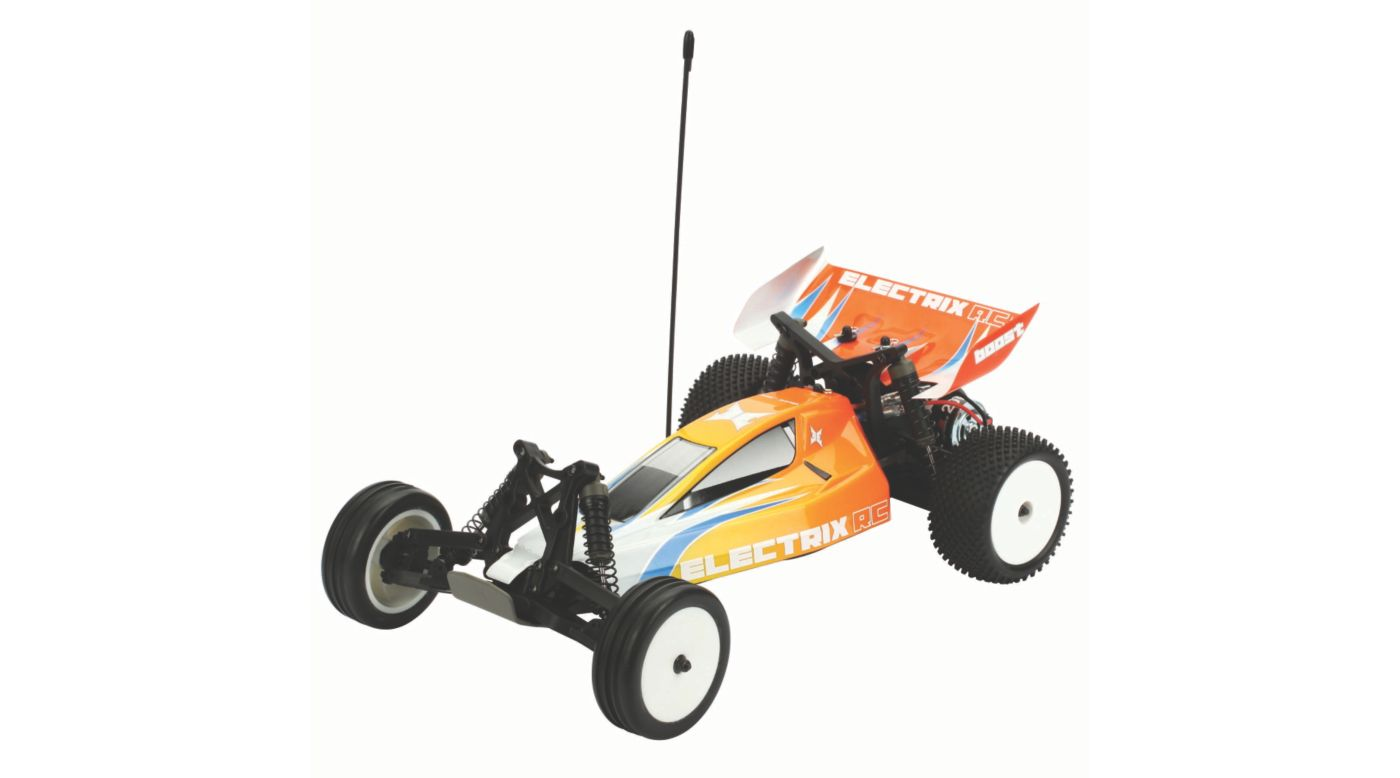 Image for Boost 1/10TH Buggy Orange from HorizonHobby