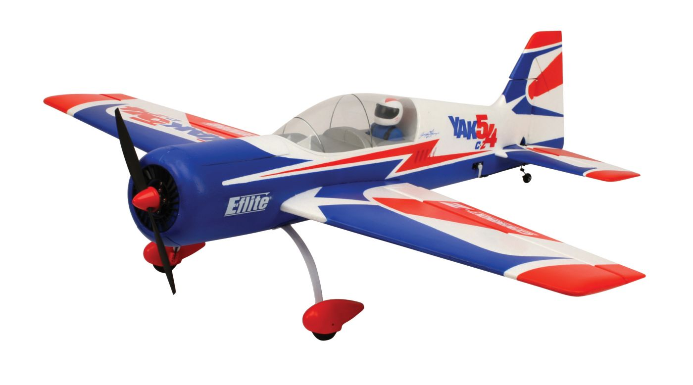 Image for Carbon-Z Yak 54 BNF from HorizonHobby